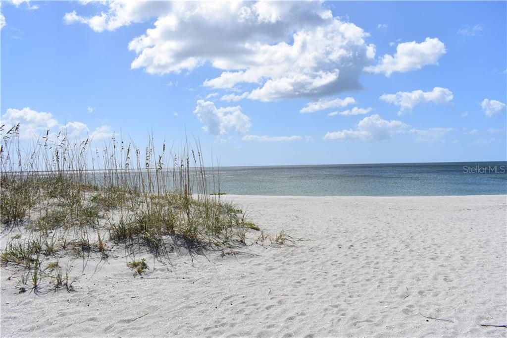 The reason we all want to be here, stepping onto the beach from Your deeded access. - Single Family Home for sale at 1133 Riviera St, Venice, FL 34285 - MLS Number is A4197682