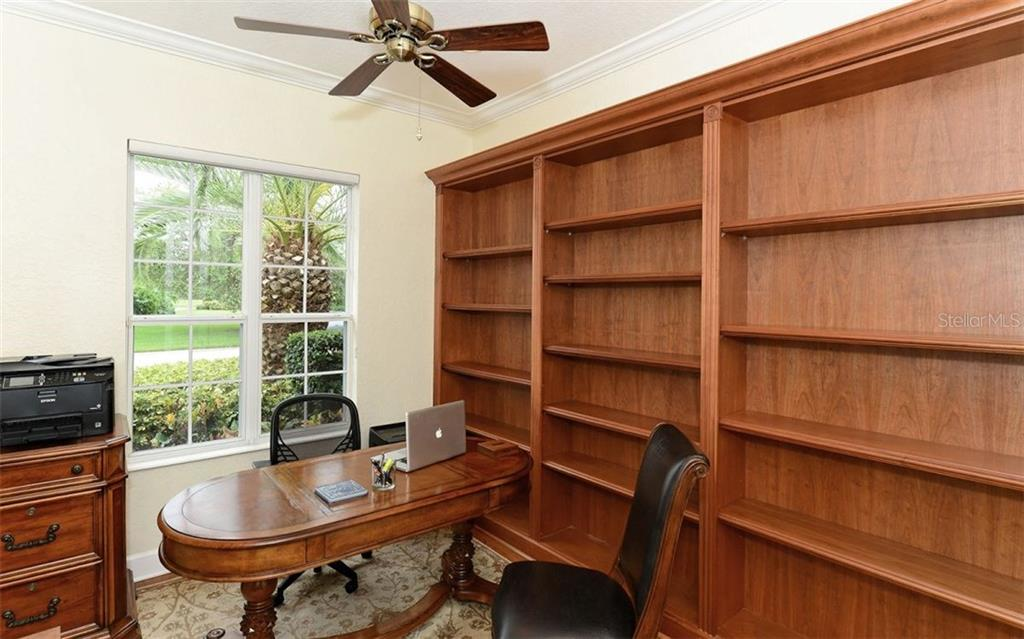 Office - Single Family Home for sale at 9919 Portside Ter, Bradenton, FL 34212 - MLS Number is A4197815