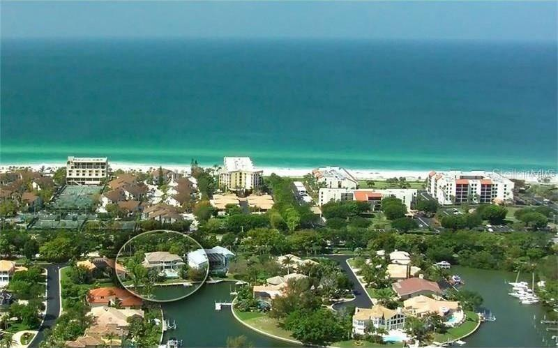 Great, open water views. - Single Family Home for sale at 1630 Harbor Sound Dr, Longboat Key, FL 34228 - MLS Number is A4204745