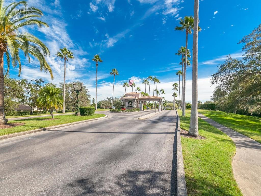 Gate House, with guard on duty 24x7 - Single Family Home for sale at 3959 Prairie Dunes Dr, Sarasota, FL 34238 - MLS Number is A4205907