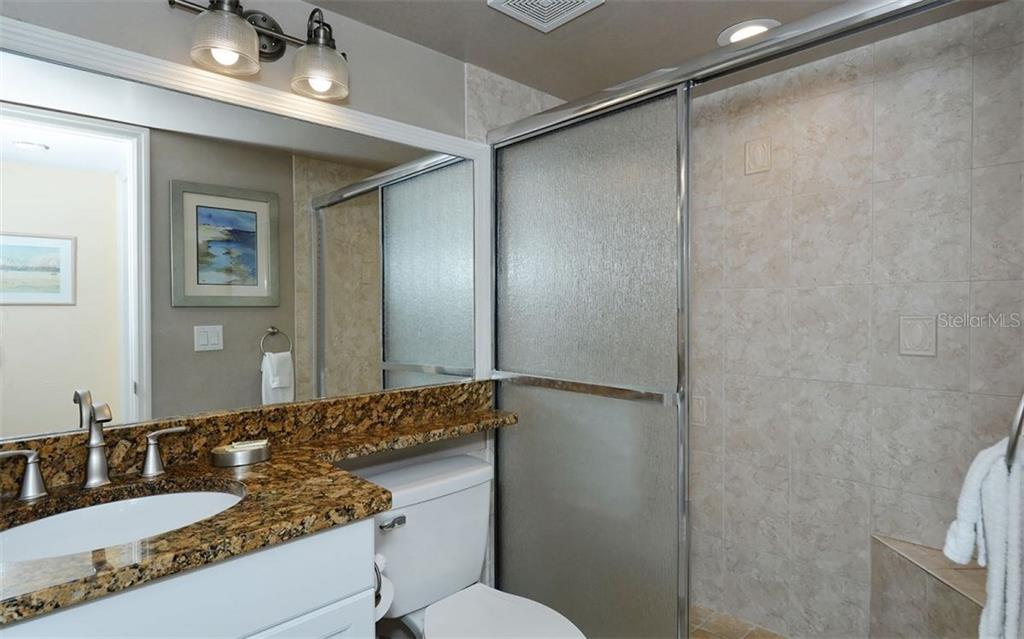 2nd bathroom - Condo for sale at 6234 Midnight Pass Rd #302, Sarasota, FL 34242 - MLS Number is A4205939