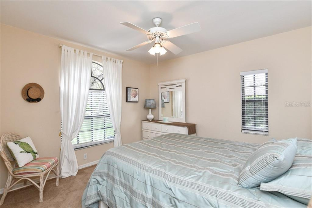 Bedroom 3 - Single Family Home for sale at 7536 Weeping Willow Dr, Sarasota, FL 34241 - MLS Number is A4210209