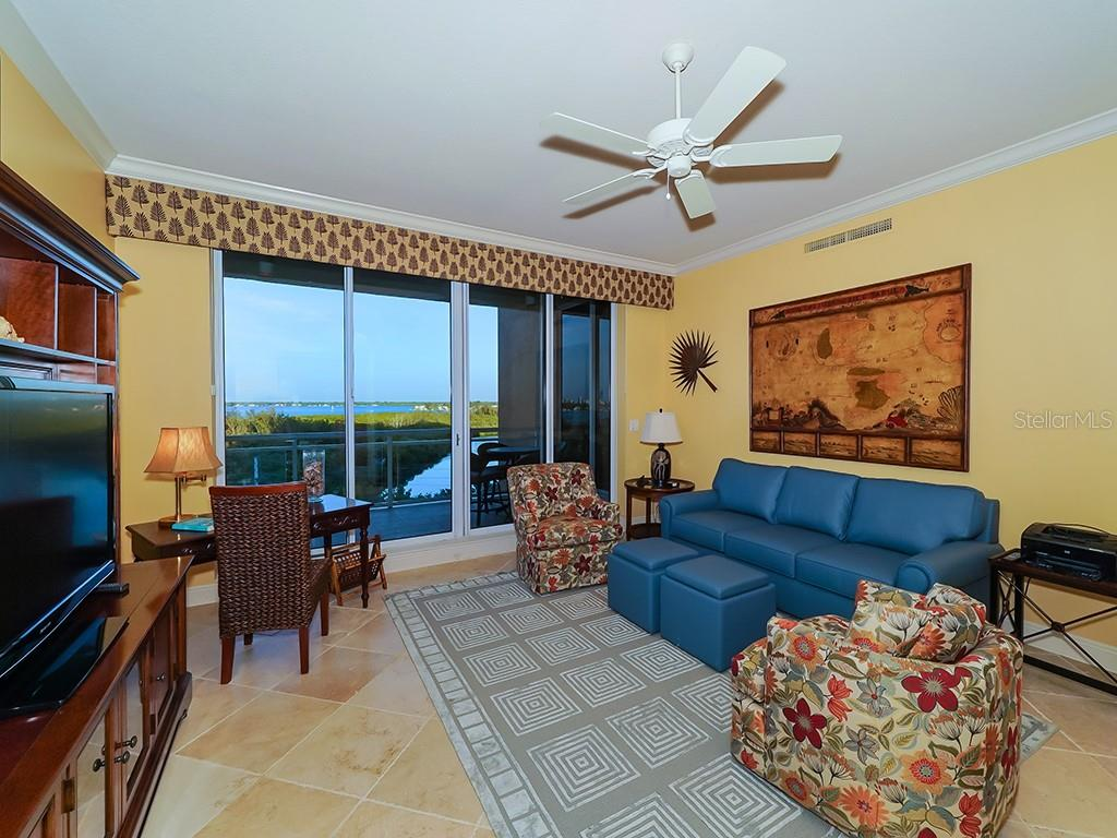 Office/Study - Access to Bay Terrace - Condo for sale at 1300 Benjamin Franklin Dr #603, Sarasota, FL 34236 - MLS Number is A4213631