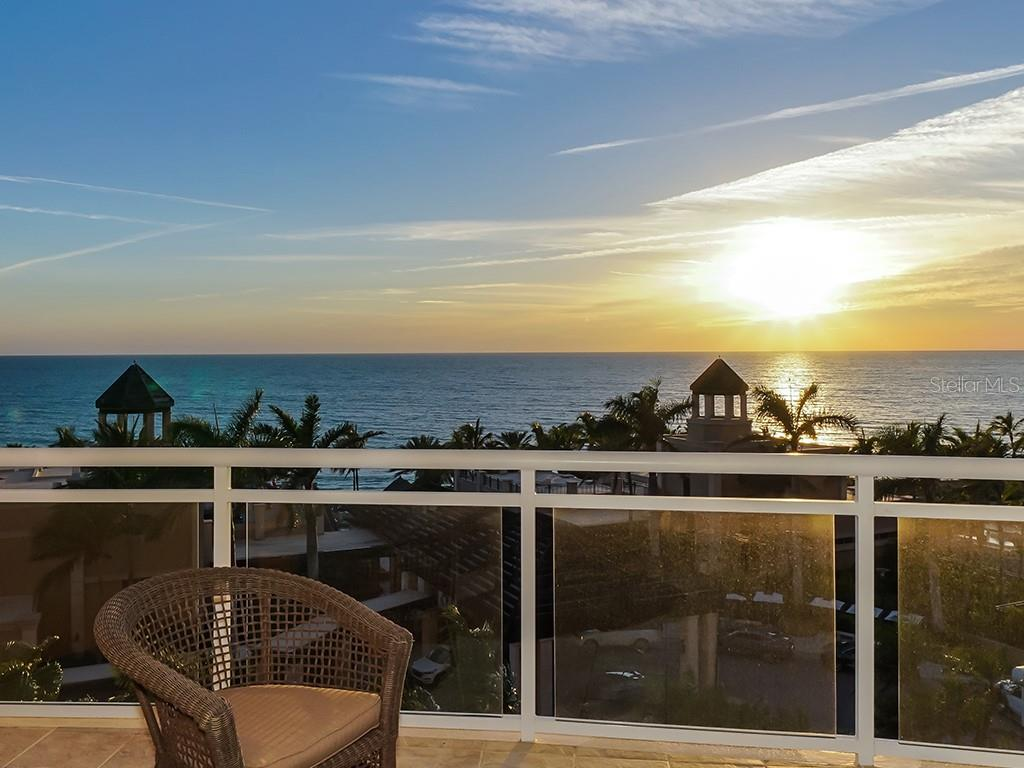 Gulf Terrace - Enjoy Year Round Sunsets - Condo for sale at 1300 Benjamin Franklin Dr #603, Sarasota, FL 34236 - MLS Number is A4213631