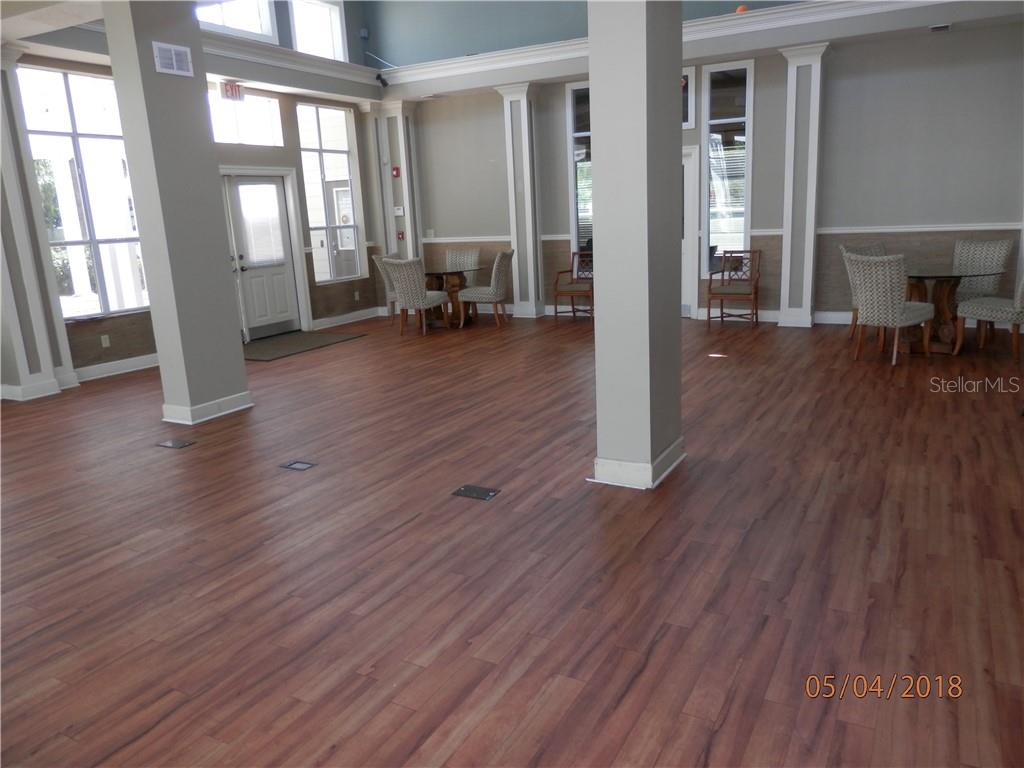 Clubhouse Room  for your Personal Parties - Condo for sale at 4802 51st St W #1318, Bradenton, FL 34210 - MLS Number is A4402353