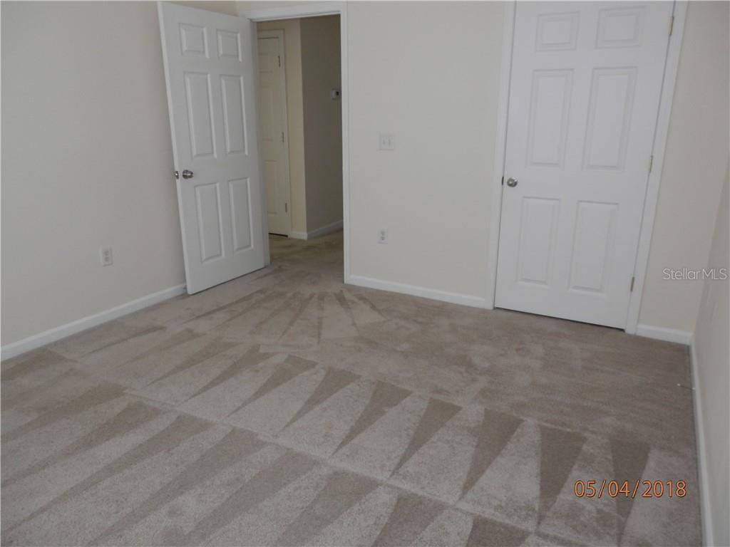 Bedroom # 2 - Condo for sale at 4802 51st St W #1318, Bradenton, FL 34210 - MLS Number is A4402353