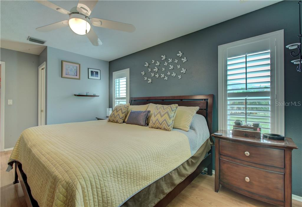 Master Bedroom - Single Family Home for sale at 6216 65th Pl E, Palmetto, FL 34221 - MLS Number is A4402661