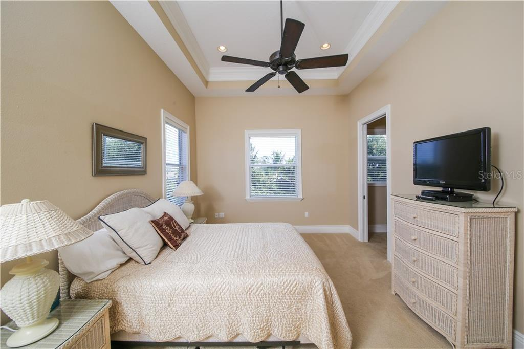 Bedroom #2 - Single Family Home for sale at 432 Sorrento Dr, Osprey, FL 34229 - MLS Number is A4402898