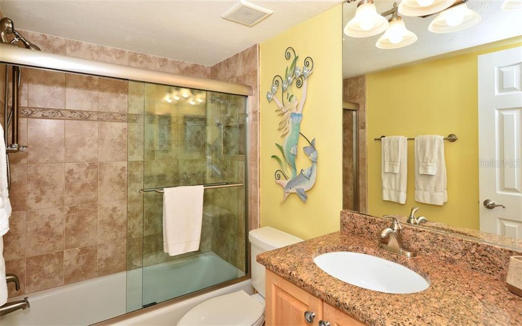 Updated 2nd bath with shower - Condo for sale at 4311 Gulf Of Mexico Dr #601, Longboat Key, FL 34228 - MLS Number is A4405195