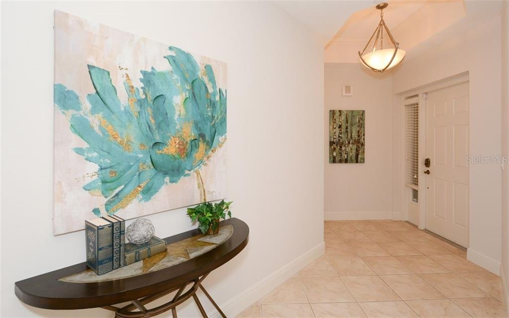 Entry Gallery - Condo for sale at 6465 Watercrest Way #403, Lakewood Ranch, FL 34202 - MLS Number is A4409044