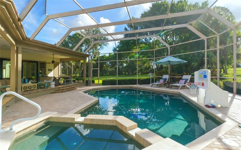 Pretty view from every lanai angle. - Single Family Home for sale at 3183 Dick Wilson Dr, Sarasota, FL 34240 - MLS Number is A4412326