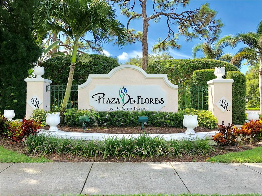 COMMUNITY ENTRANCE - Condo for sale at 4232 Central Sarasota Pkwy #822, Sarasota, FL 34238 - MLS Number is A4412786