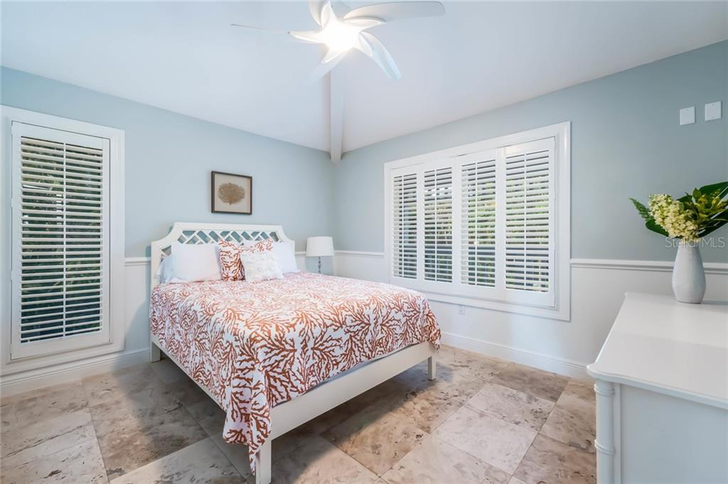 Bedroom 2 - Single Family Home for sale at 4807 Higel Ave, Sarasota, FL 34242 - MLS Number is A4413167