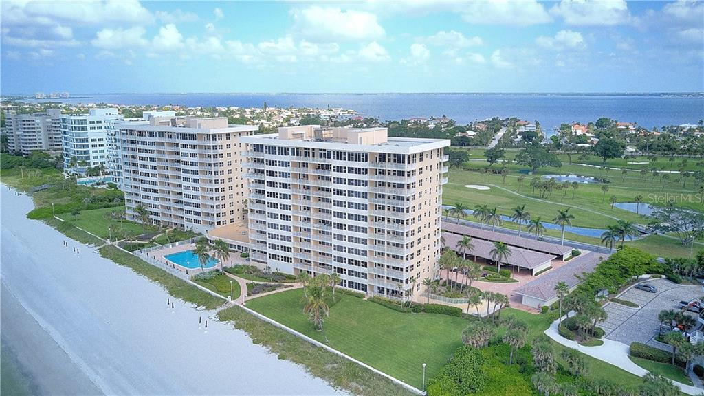 Condo for sale at 601 Longboat Club Rd #803s, Longboat Key, FL 34228 - MLS Number is A4415472
