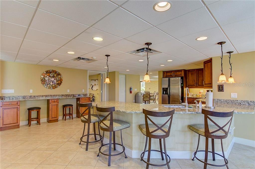 Clubhouse Bar - Condo for sale at 8750 Midnight Pass Rd #502c, Siesta Key, FL 34242 - MLS Number is A4416020