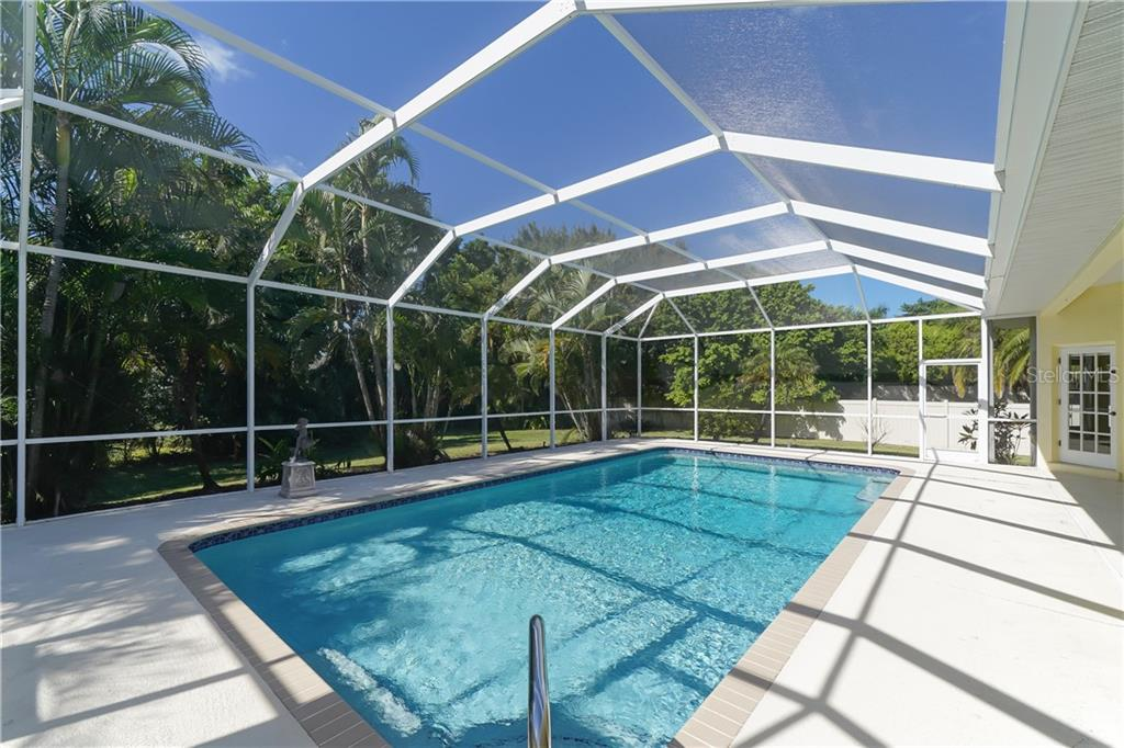15'x30' heated pool - Single Family Home for sale at 1714 79th Ct W, Bradenton, FL 34209 - MLS Number is A4416601