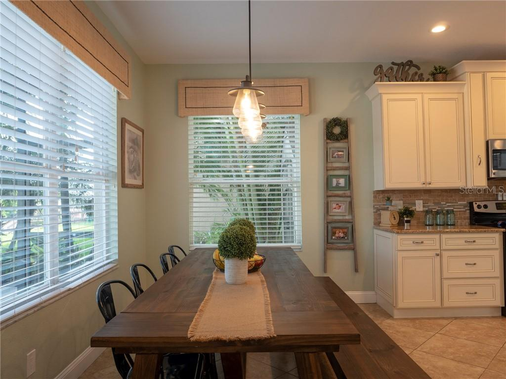 Meals are a pleasure with fabulous light and views from these beautiful windows! - Single Family Home for sale at 3803 5th Ave Ne, Bradenton, FL 34208 - MLS Number is A4417524