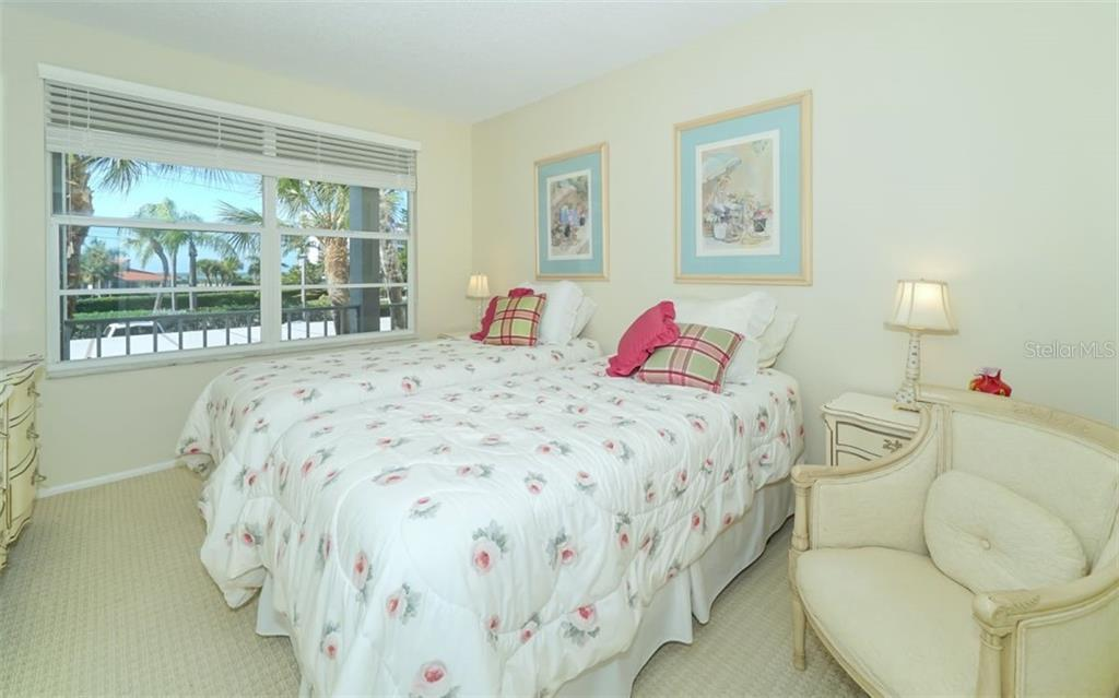 Guest Bedroom - Condo for sale at 4370 Chatham Dr #204, Longboat Key, FL 34228 - MLS Number is A4421600