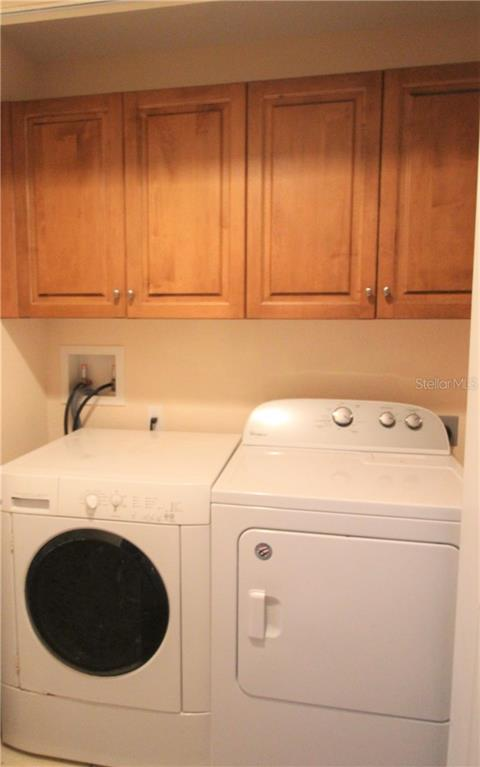 Washer and Dryer - Condo for sale at 501 Haben Blvd #504, Palmetto, FL 34221 - MLS Number is A4421758