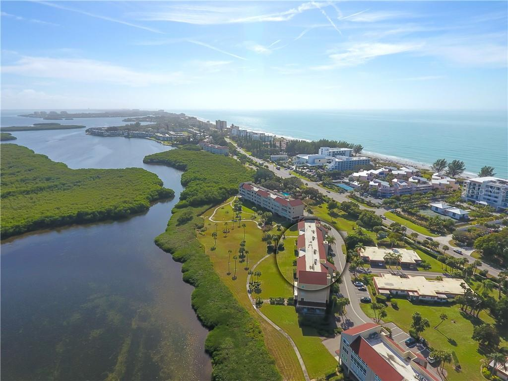 Your 'front yard' is kayak friendly and abundant with marine life. - Condo for sale at 4700 Gulf Of Mexico Dr #305, Longboat Key, FL 34228 - MLS Number is A4422164
