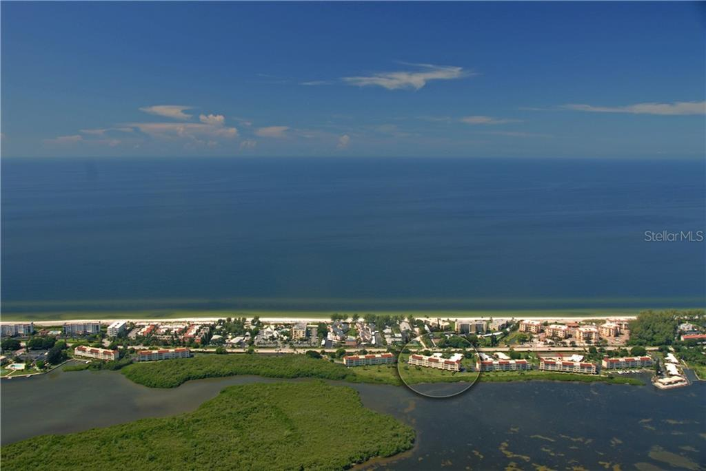 Marina basins are well protected by mangroves and seawalls. Fishing anyone? - Condo for sale at 4700 Gulf Of Mexico Dr #305, Longboat Key, FL 34228 - MLS Number is A4422164