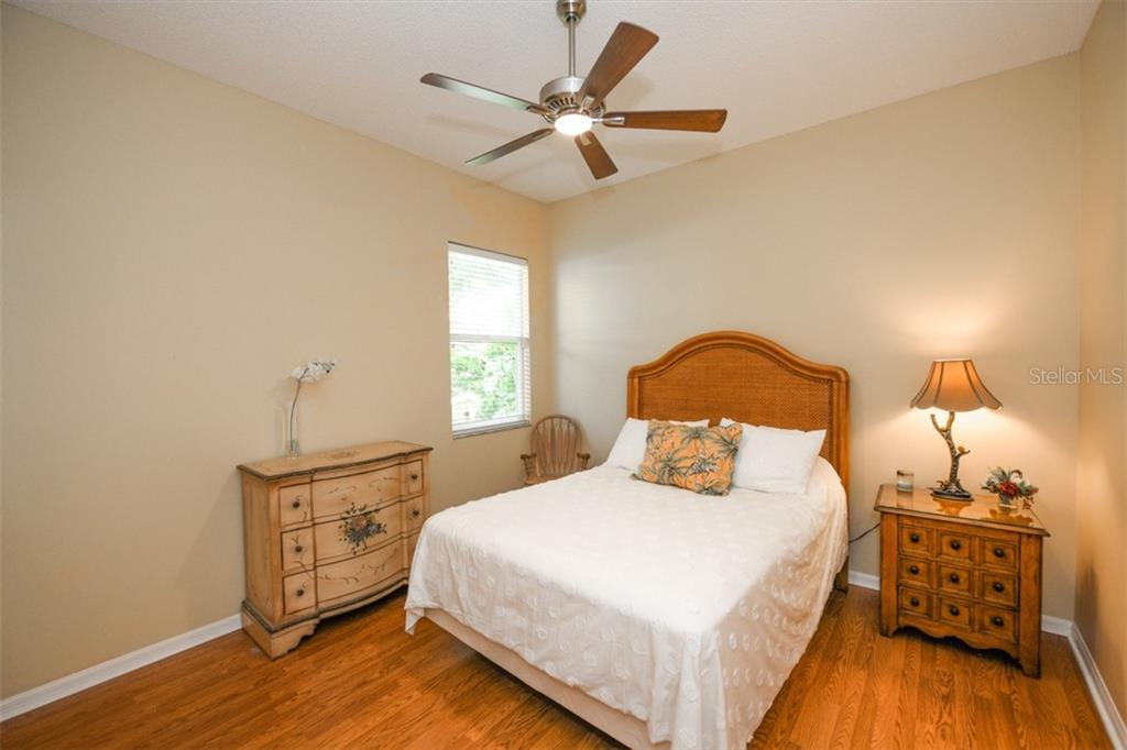 Third bedroom - Single Family Home for sale at 6161 Varedo Ct, Sarasota, FL 34243 - MLS Number is A4422883