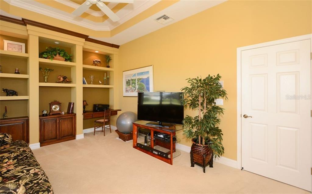 4th Bedroom/Flex Space - Single Family Home for sale at 2522 Tom Morris Dr, Sarasota, FL 34240 - MLS Number is A4423908