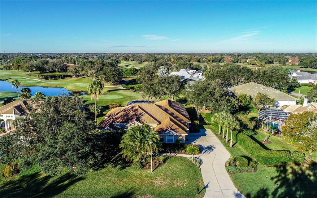 Pretty Views from every window - Single Family Home for sale at 2522 Tom Morris Dr, Sarasota, FL 34240 - MLS Number is A4423908