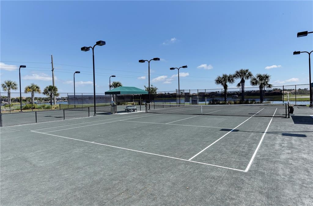 Community tennis courts - Single Family Home for sale at 5712 Tidewater Preserve Blvd, Bradenton, FL 34208 - MLS Number is A4424693