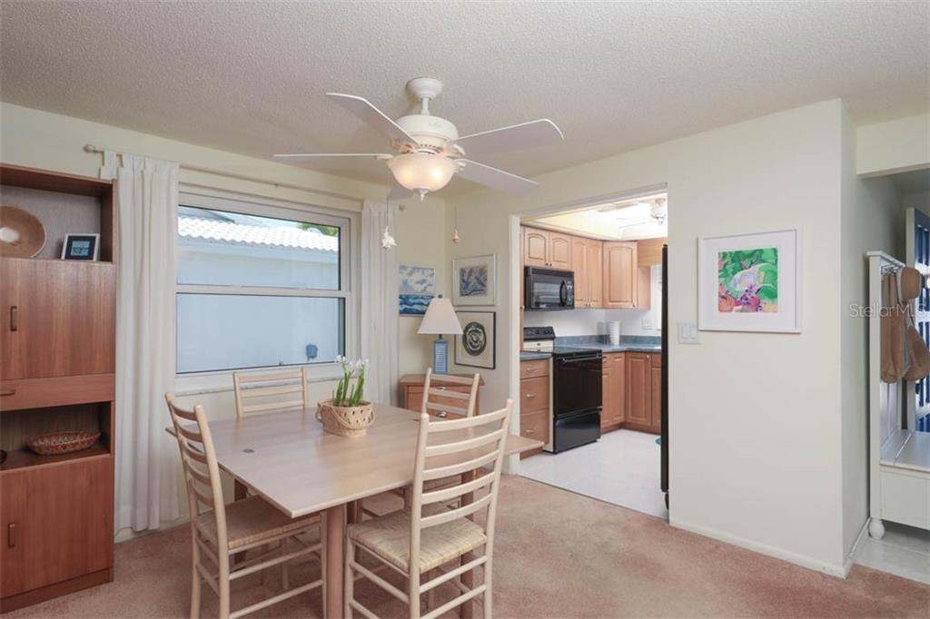 Dining Room - Condo for sale at 866 Spanish Dr S #0, Longboat Key, FL 34228 - MLS Number is A4425105