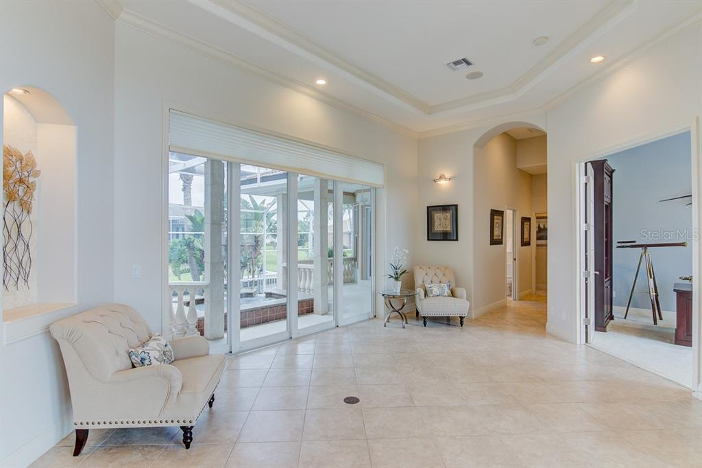 Foyer - Single Family Home for sale at 12518 Baypointe Ter, Cortez, FL 34215 - MLS Number is A4425873