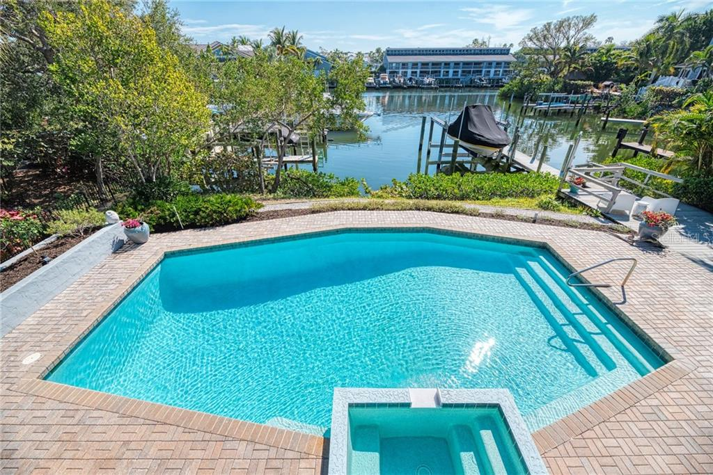 Single Family Home for sale at 5821 Riegels Harbor Rd, Sarasota, FL 34242 - MLS Number is A4426821