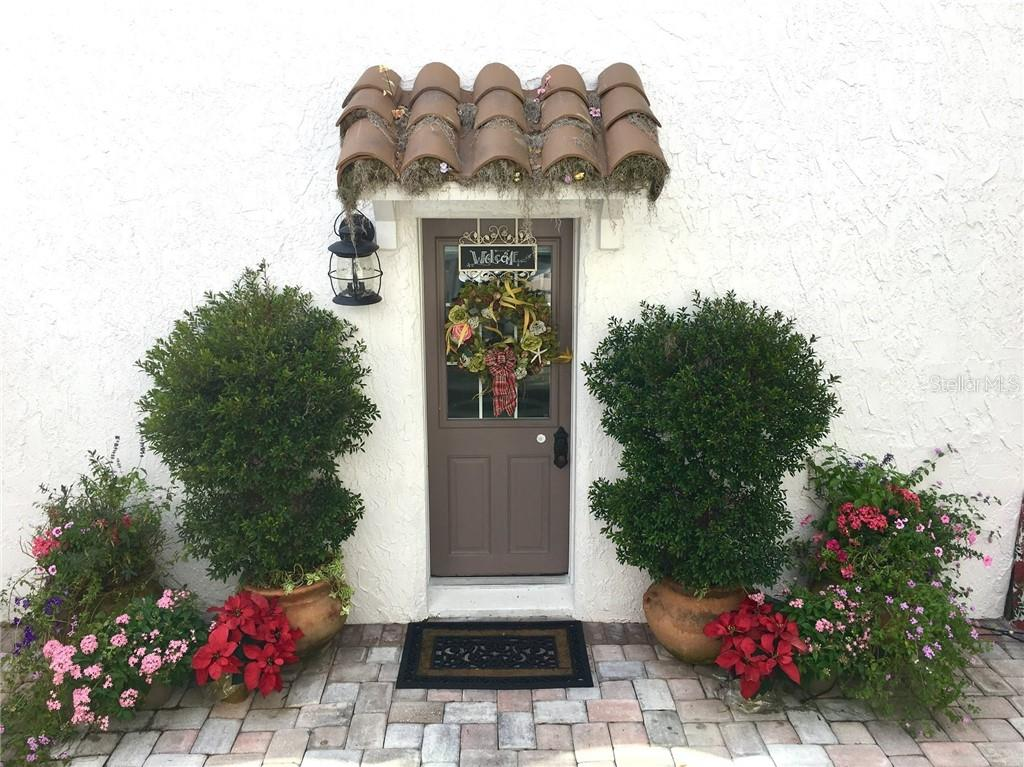 Entrance to guest house - Single Family Home for sale at 707 N Osprey Ave, Sarasota, FL 34236 - MLS Number is A4429678