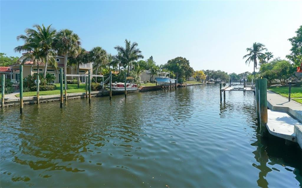 Just 1 Bridge to the Intracoastal Waterway - Single Family Home for sale at 935 Contento St, Sarasota, FL 34242 - MLS Number is A4431223