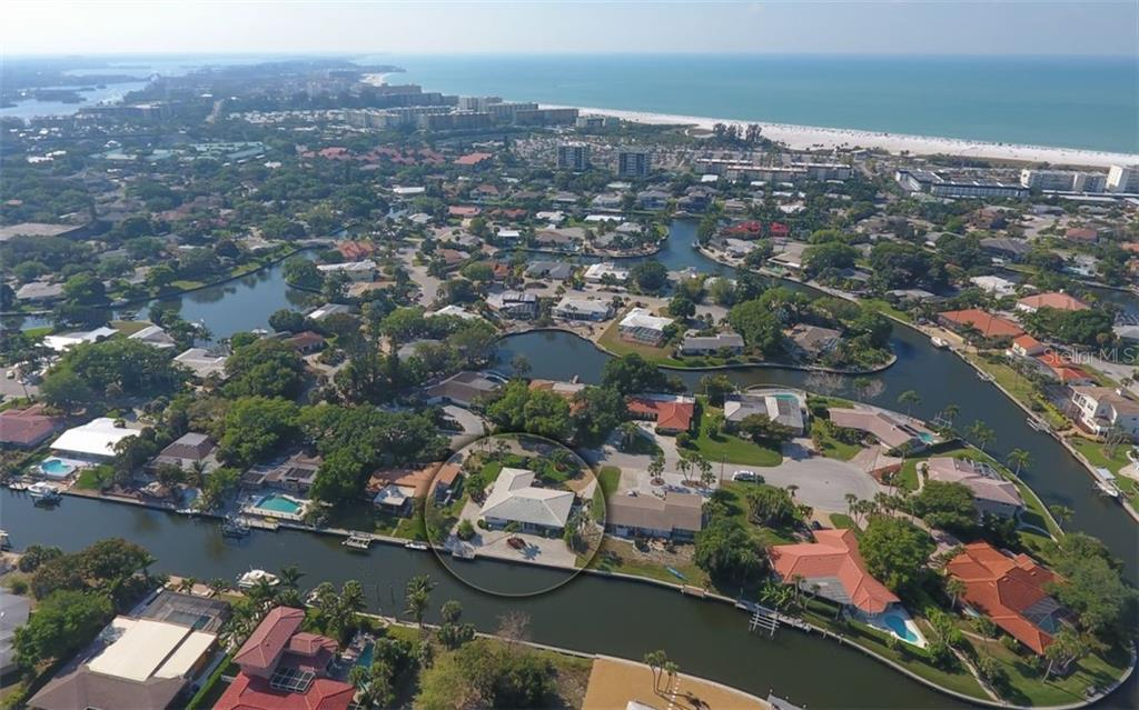 Best of Both Worlds: Boating and Beach - Single Family Home for sale at 935 Contento St, Sarasota, FL 34242 - MLS Number is A4431223