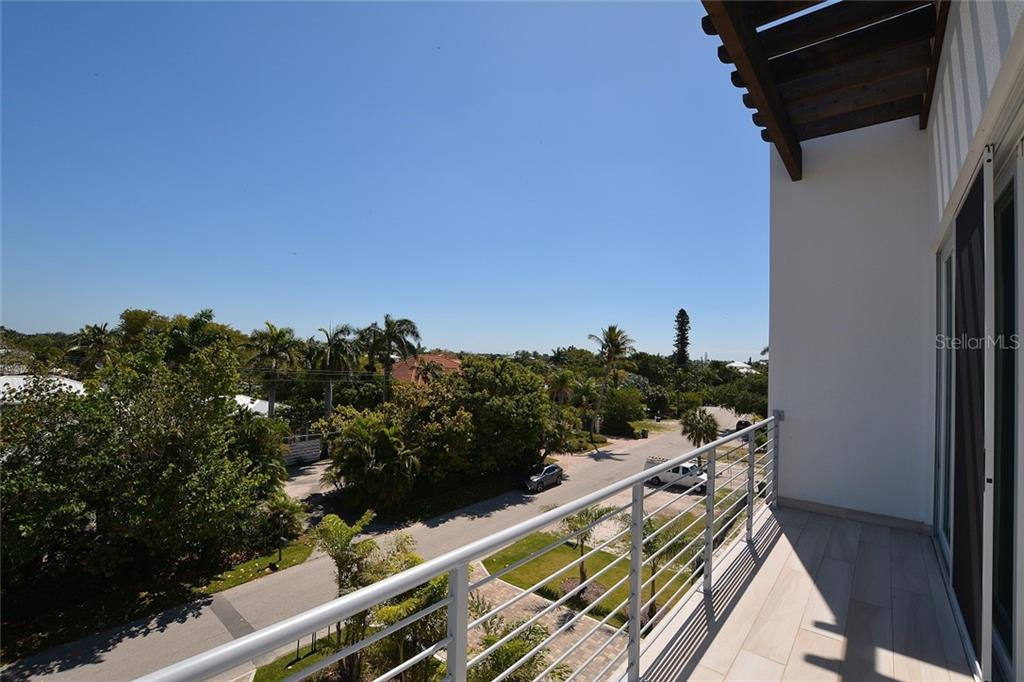 Bedroom 3 Terrace - Condo for sale at 254 S Polk Dr #102, Sarasota, FL 34236 - MLS Number is A4434803