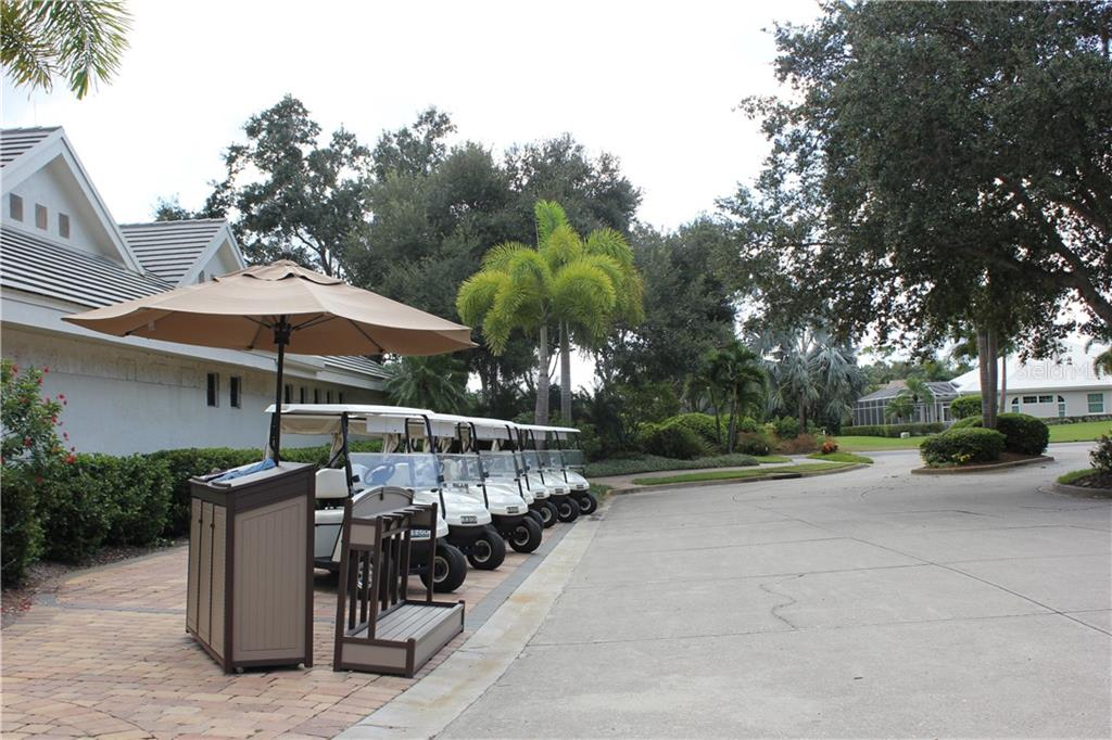 Grap your cart and enjoy your round of golf - Single Family Home for sale at 348 Melrose Ct, Venice, FL 34292 - MLS Number is A4439531
