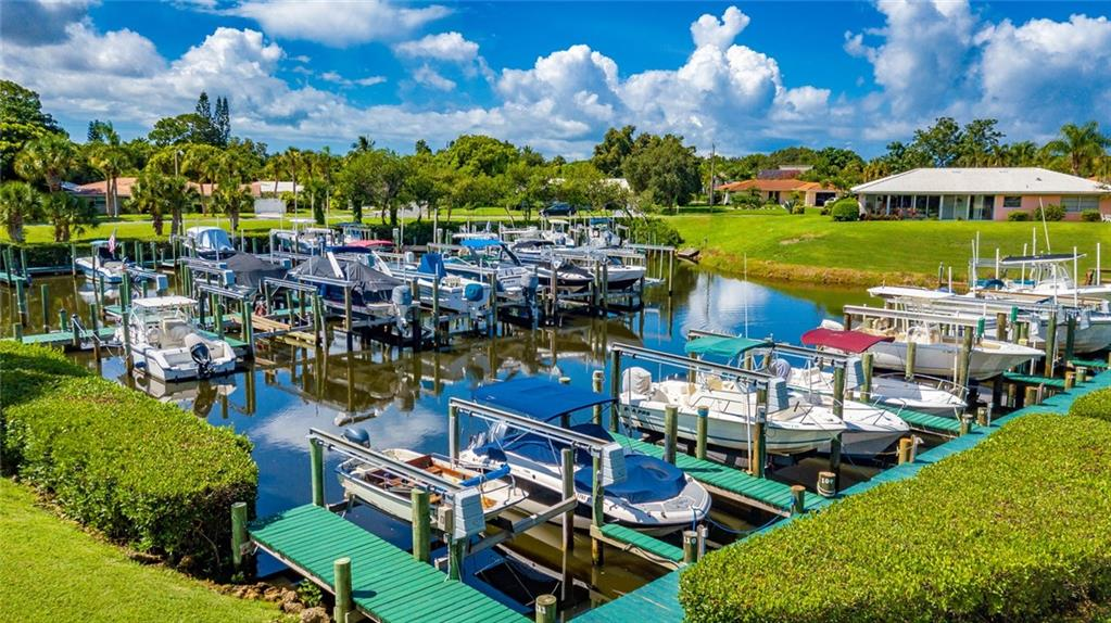 Arial - Marino - Townhouse for sale at 734 Sorrento Inlt, Nokomis, FL 34275 - MLS Number is A4441958