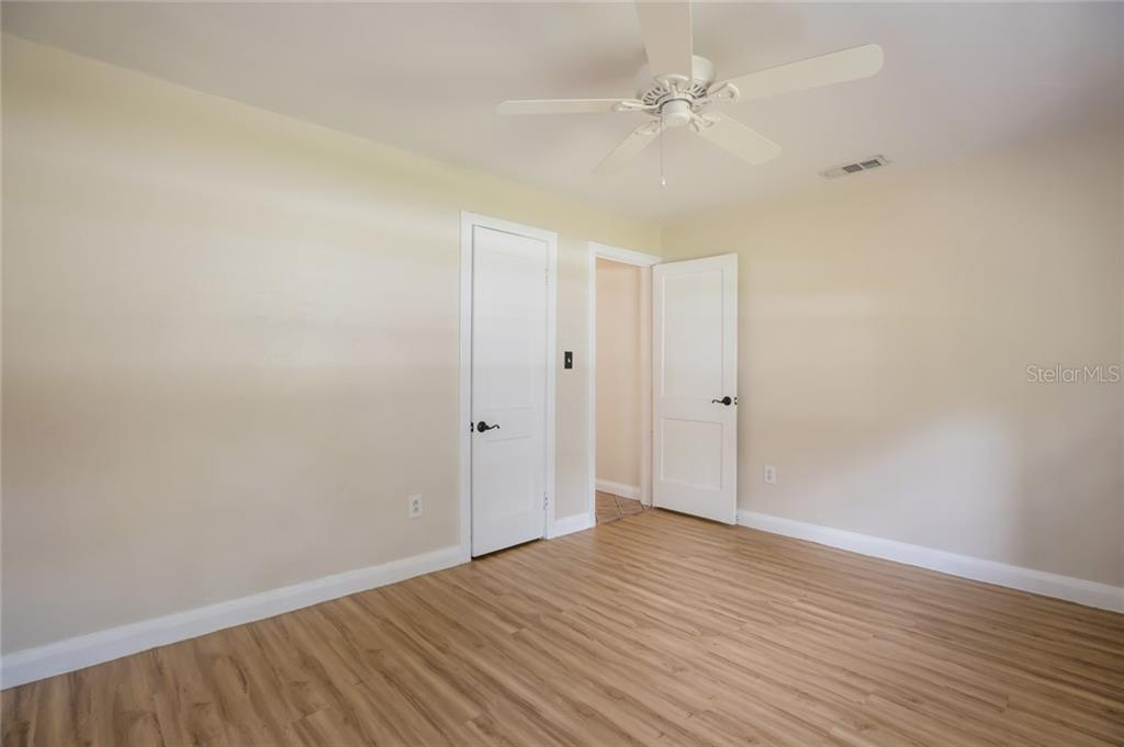 Master bedroom with closet view. - Single Family Home for sale at 1763 6th St, Sarasota, FL 34236 - MLS Number is A4442510