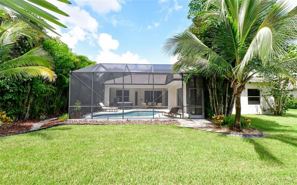 Heated pool with LED lighting....a special accessory you're sure to love! - Single Family Home for sale at 13022 Peregrin Cir, Bradenton, FL 34212 - MLS Number is A4444939