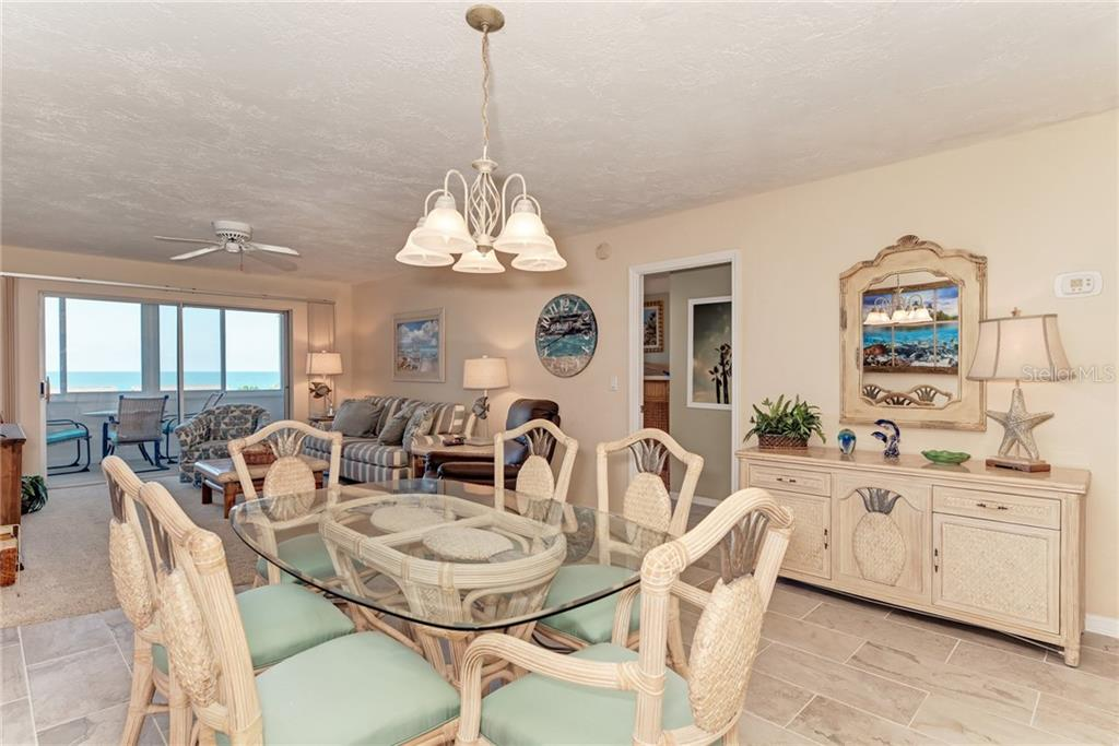Water views from here to there! - Condo for sale at 1080 W Peppertree Ln #406a, Sarasota, FL 34242 - MLS Number is A4446520