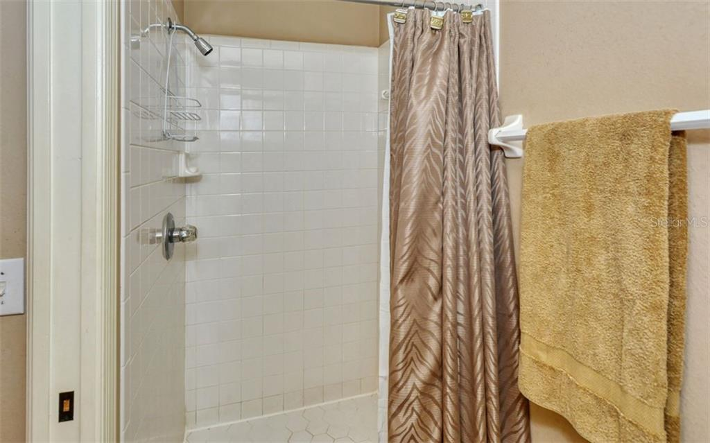 Updated Master bath - Condo for sale at 9620 Club South Cir #5202, Sarasota, FL 34238 - MLS Number is A4450015