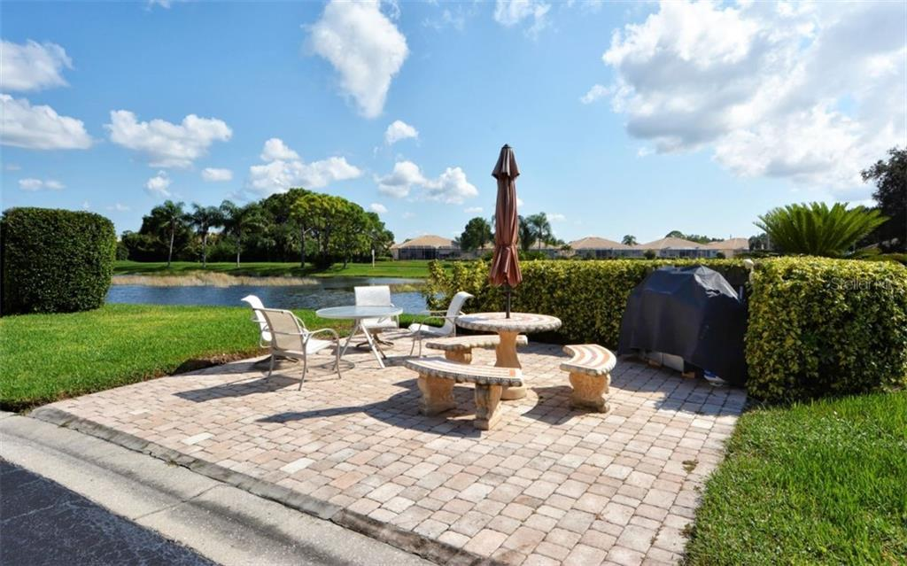 The perfect location -  3rd fairway of Stoneybrook Golf and Country Club! - Condo for sale at 9620 Club South Cir #5202, Sarasota, FL 34238 - MLS Number is A4450015