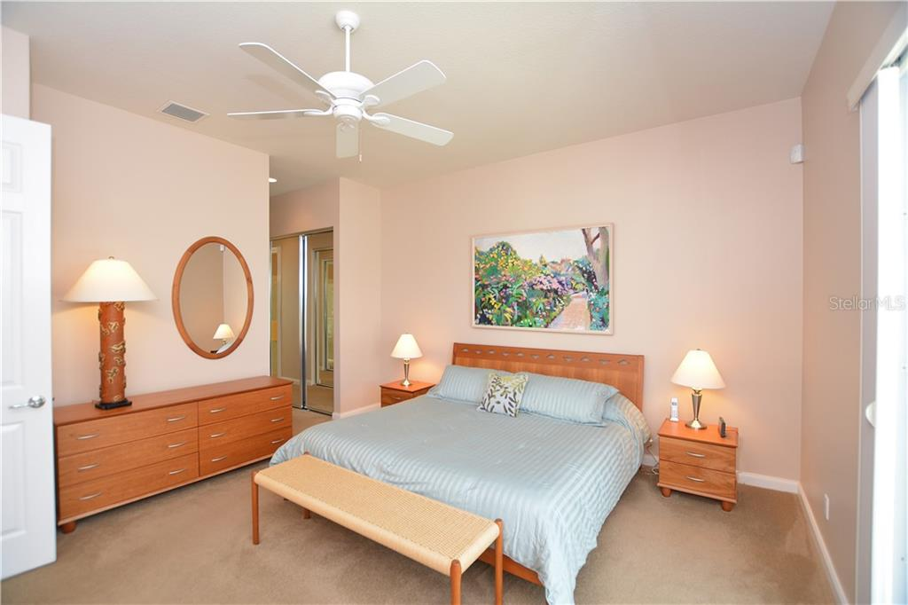 Master Bedroom - Single Family Home for sale at 5799 Benevento Dr, Sarasota, FL 34238 - MLS Number is A4450677