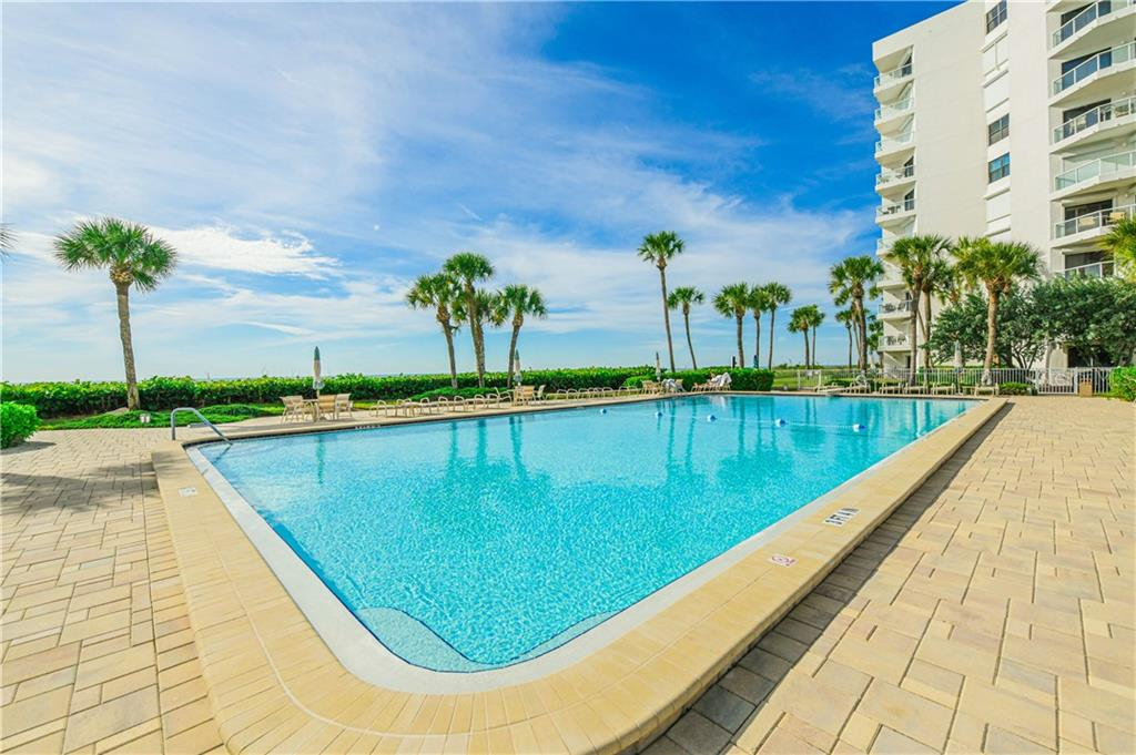Heated Olympic Pool! - Condo for sale at 1050 Longboat Club Rd #803, Longboat Key, FL 34228 - MLS Number is A4454175