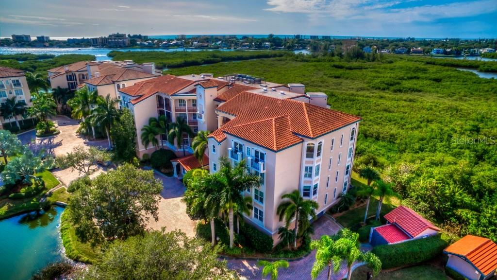 Gated under building parking is included with your new home. - Condo for sale at 5420 Eagles Point Cir #204, Sarasota, FL 34231 - MLS Number is A4454318