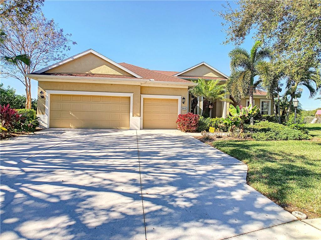 Single Family Home for sale at 8846 17th Avenue Cir Nw, Bradenton, FL 34209 - MLS Number is A4456313