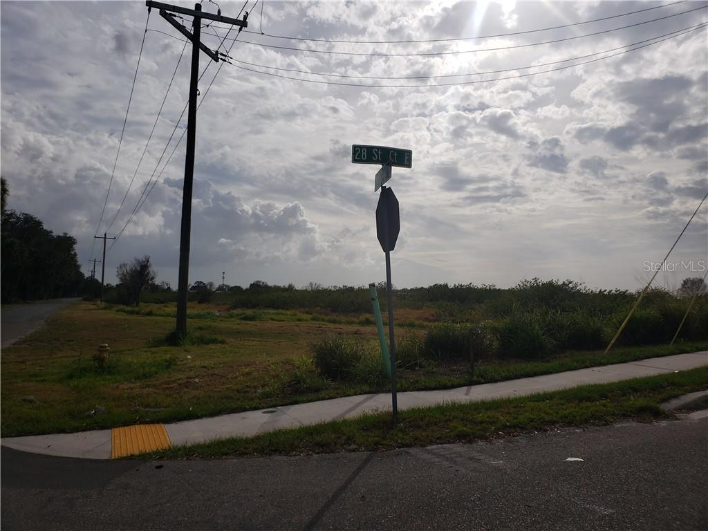 Sun is shinning in Florida! - Vacant Land for sale at 2835 22nd Avenue Cir E, Palmetto, FL 34221 - MLS Number is A4457981
