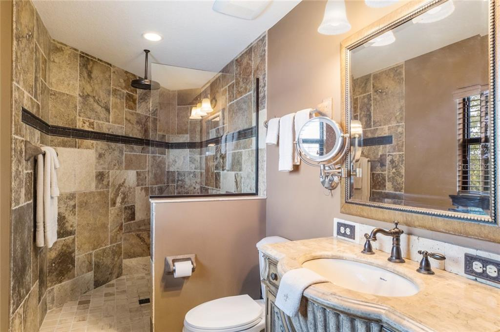 3rd bathroom (Casita Bathroom) - Single Family Home for sale at 1122 143rd St Ne, Bradenton, FL 34212 - MLS Number is A4458201
