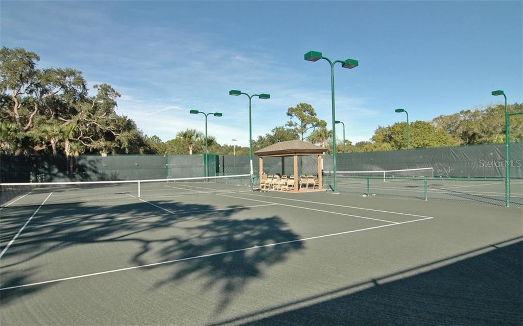 Tennis membership is within the community with additional fee - Condo for sale at 4613 Morningside #30, Sarasota, FL 34235 - MLS Number is A4460777